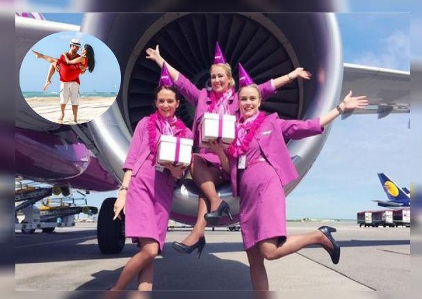 Por el mes del amor aerolínea regala viajes gratis a todos los que se llamen 'Valentín'