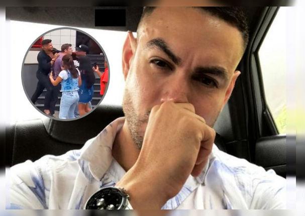 Coto Hernández se arrepiente de no haberle pegado 'más duro' a Erick Sabater