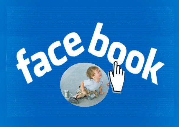 Facebook: Usuarios lo comparan con un 'niño chiquito' porque se cae a cada rato