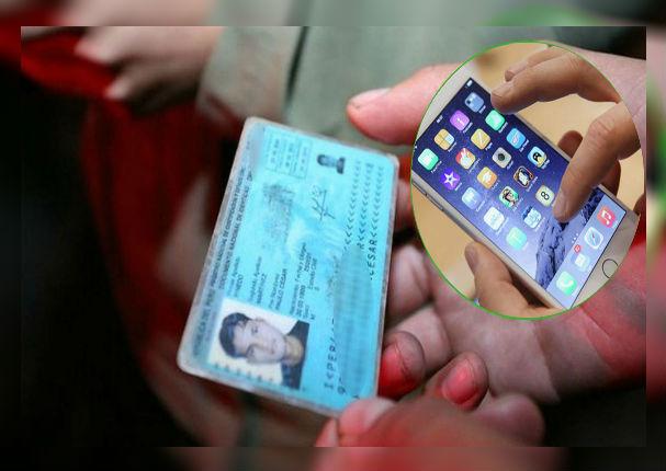 Ahora ya podrás tener tu DNI virtual en tu celular