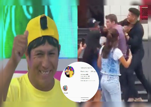 Testigo clave que grabó pelea de Coto Hernández y Erick Sabater se vuelve 'influencer'