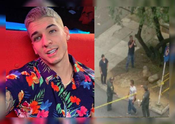 Legarda murió de paro cardiaco luego de recibir una bala perdida