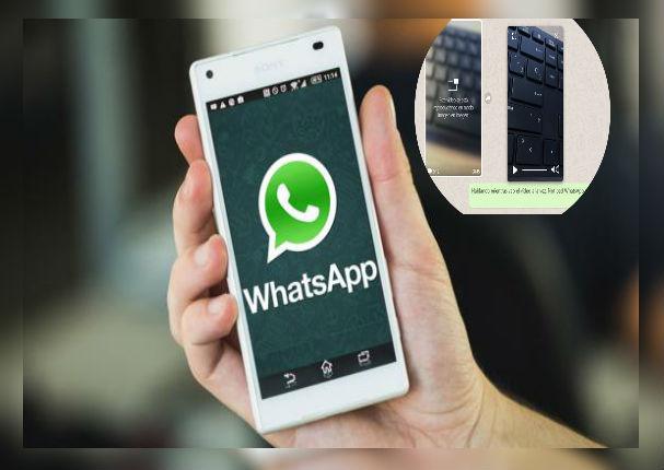 WhatsApp: Cómo ver vídeos mientras chateas con tus amigos