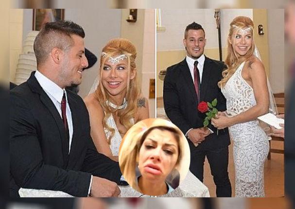 Xoana Gonzáles pone fin a su matrimonio con Rodrigo Valle
