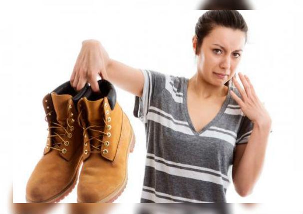 Elimina el mal olor de tus zapatos de una manera rápida