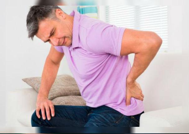 ¿Cómo curar una lumbalgia?