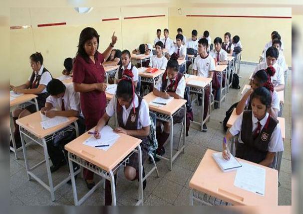 Minedu volverá a calificar de 0 al 20 en alumnos de secundaria