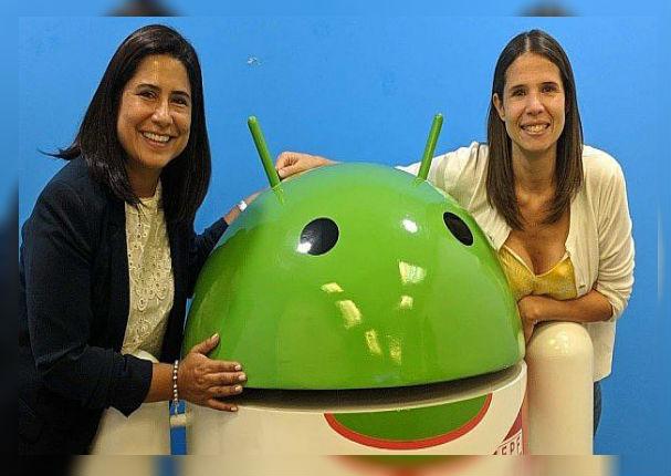 Conoce a la peruana que asesora al gran equipo de Google