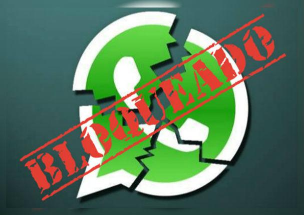 WhatsApp: ¿Qué hacer si han bloqueado tu cuenta?