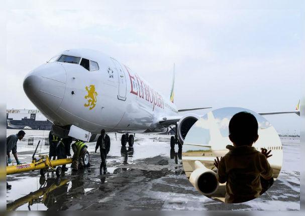 Avión es obligado a regresar luego que una mujer olvide a su bebé en el aeropuerto