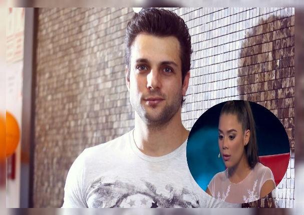 Nicola Porcella afirma que la chica ideal debe ser 'noble y fiel' así como él