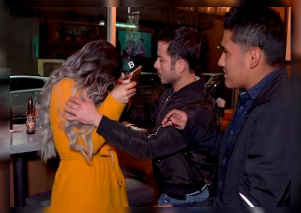 'Chica Badabun' es golpeada fuertemente en vivo por un infiel