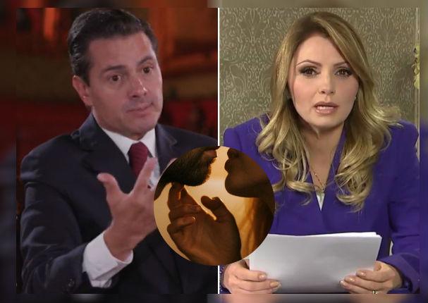 Fotos inéditas confirman que hijos Angélica Rivera y Enrique Peña Nieto son novios