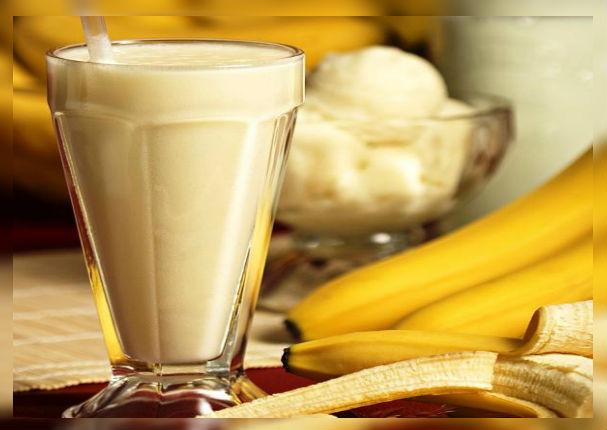 Batidos de plátano para bajar de peso sin perder energías
