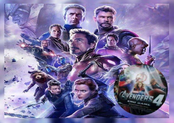 Avengers: Mercado central da la hora con la venta de 'DVD'