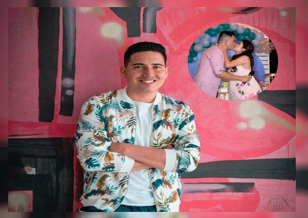 Pedro Loli celebró así su baby Shower junto a grandes colegas