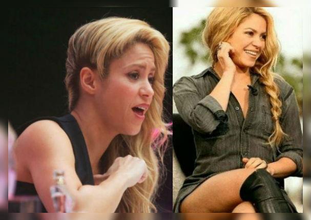 Shakira: Paparazzis filtraron imágenes de su 'descuidada' figura