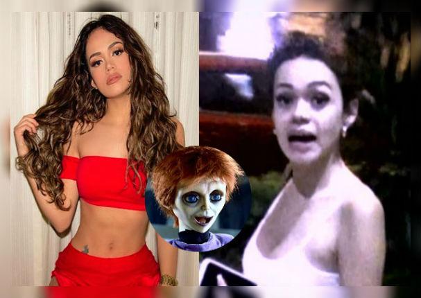 Mayra Goñi sorprende a todos al mostrarse al natural sin maquillaje