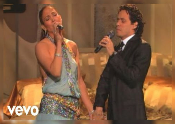 Escapémonos - Jennifer López y Marc Anthony (LETRA)