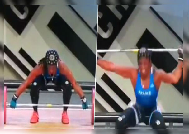 Atleta conmociona al mundo tras sufrir terrible lesión
