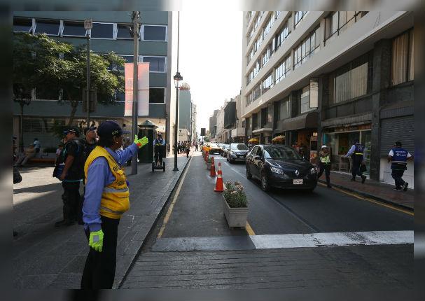 Semana Santa: Estas son las calles que permanecerán cerradas