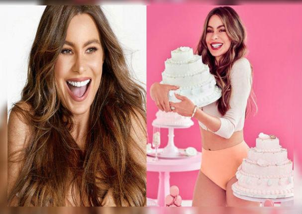 Sofía Vergara paraliza Instagram con este atrevido topless