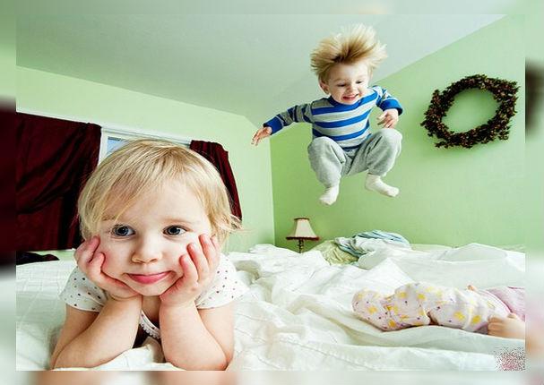 De esta manera puedes convivir con un niño hiperactivo