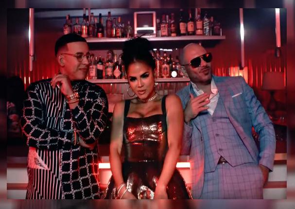 Daddy Yankee, Natti Natasha y Pitbull reviven conocido tema de 'El general'