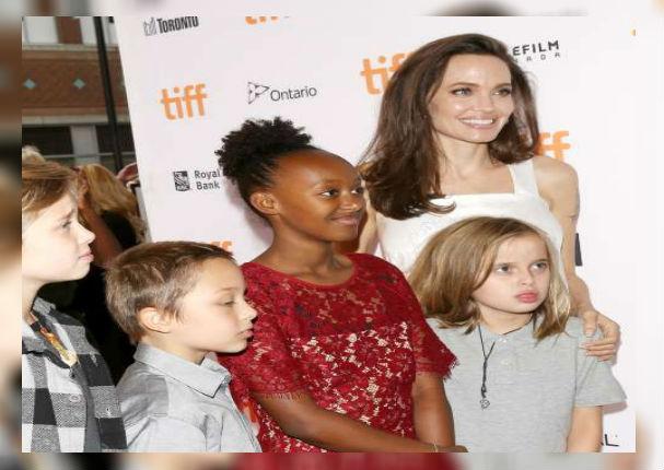 Angelina Jolie revela fotografías de los nuevos cambios físicos de su hija