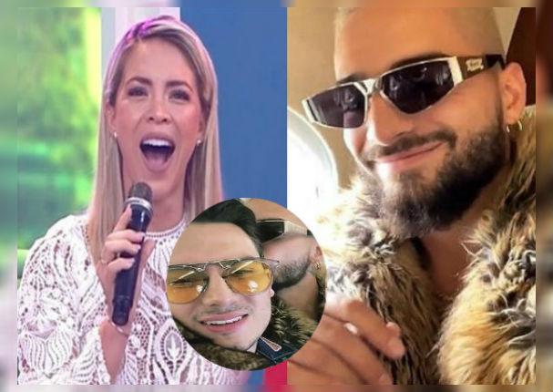 Maluma: Sheyla Rojas asiste a concierto para cantar a todo pulmón 'Felices los 4'