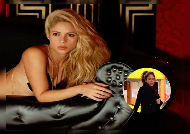Shakira: Fotografías revelarían su avanzado estado de embarazo