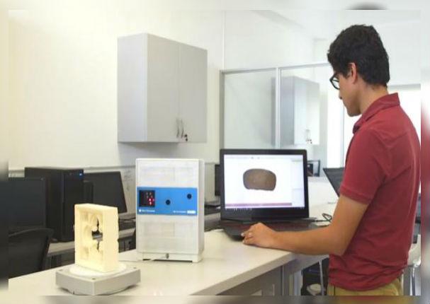 Crean software para reconstruir piezas arqueológicas en 3D