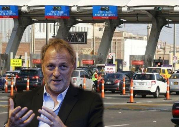 ¿Alcalde Jorge Muñoz eliminará peajes de Línea Amarilla y Rutas de Lima?