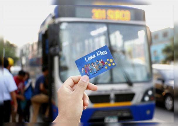 Corredor Azul: Usuarios ya no podrán realizar pagos en efectivo a partir de esta fecha