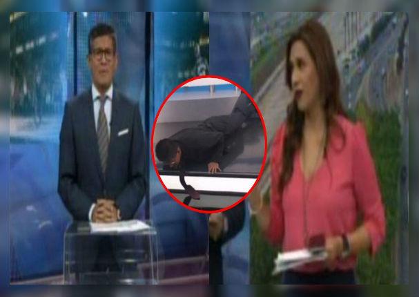 Erick Osores cuadra a Verónica Linares por no ayudarlo tras sufrir terrible caída
