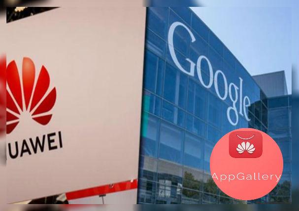 Huawei presenta su nueva versión de 'Google Play'