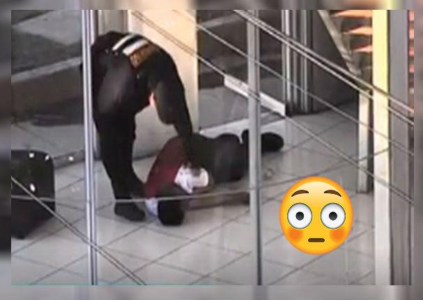 Hombre en estado de ebriedad toma por error lejía en vez de licor