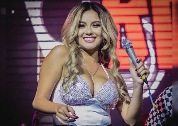 Amy Gutiérrez cautiva a seguidores con tema de 'Mon Laferte'