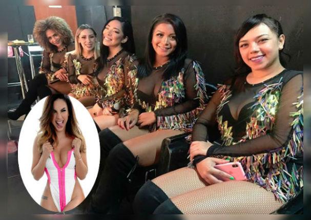 Paula Arias: ¿Stephanie Valenzuela será una nueva tentación?