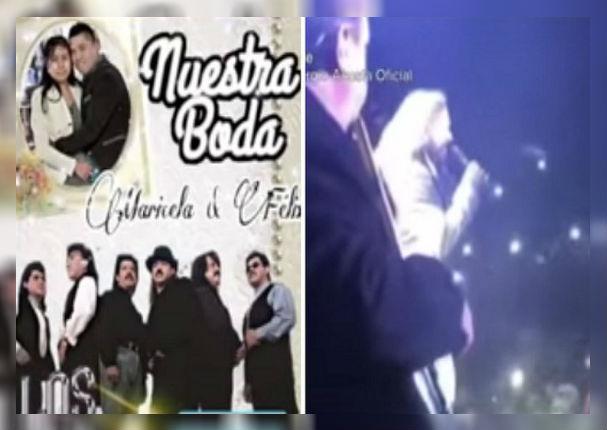 Boda termina en mega concierto tras masiva llegada de invitados