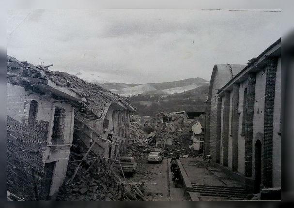 Lo que nunca se supo del trágico terremoto que desapareció Yungay