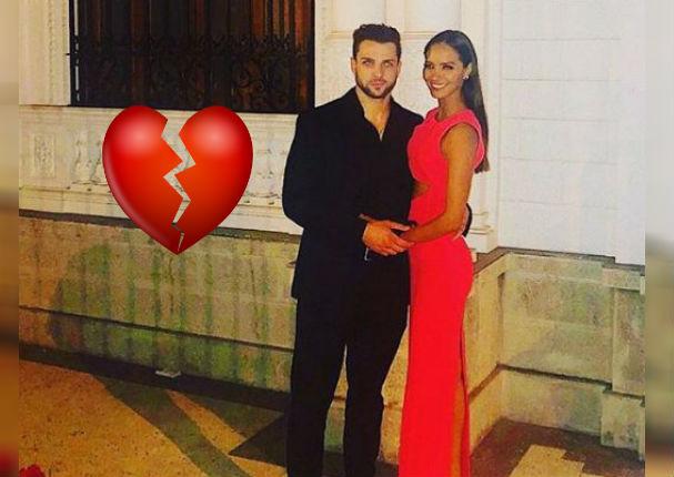 Nicola Porcella le dice adiós a Romina Lozano tras declaraciones de Jazmín Pinedo