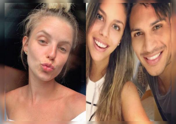 Thaísa Leal y su tierno mensaje para Paolo Gerrero en sus redes sociales