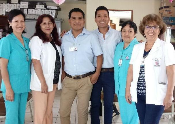 Ingenieros egresados de la USMP desarrollan equipo de fototerapia contra la 'Icterecia Neonatal'