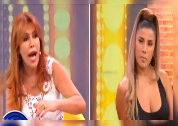 Magaly Medina y Yahaira Plasencia se sacan en cara todas sus operaciones (VIDEO)
