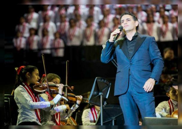 Juan Diego Flores ofrecerá concierto gratuito en Plaza de Armas de Lima