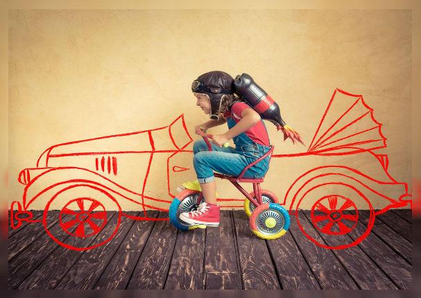 Ejercicios para estimular la creatividad de los niños