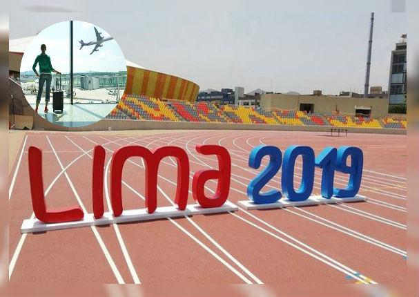 Juegos Panamericanos: Anuncian varios días no laborables en el mes de julio