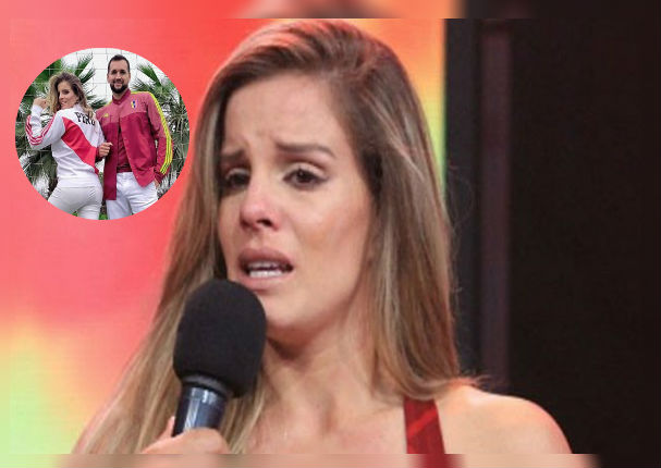 Alejandra Baigorria: Tildan de 'mantenido' al novio venezolano de la empresaria de Gamarra