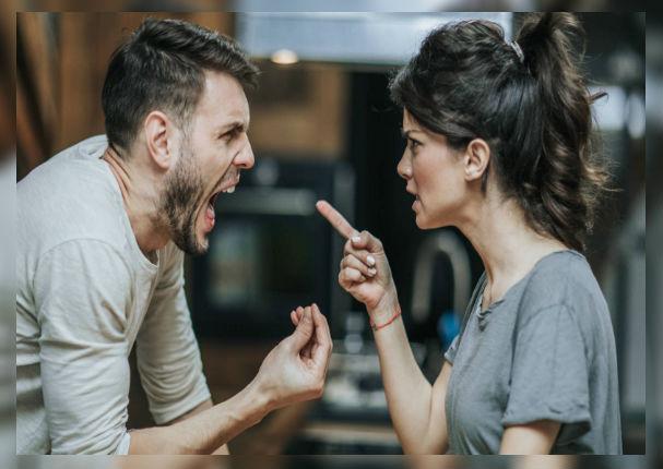 Pelear con tu pareja te puede hacer subir de peso